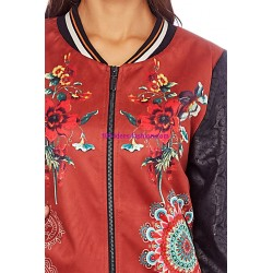 bomber print mid season 101 idées 352BOM shop europe