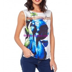 camiseta top verano marca Dy design 11006VRA marcas paris