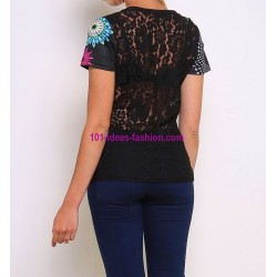 top lace summer brand 101 idées Design 433Y boutique clothing