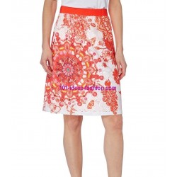 buy skirt print ethnic 101 idees 1115Y online