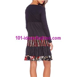 dress tunic winter 101 idées 8383 paris french