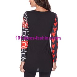 tunic ethnic winter 101 idées 086IN paris french