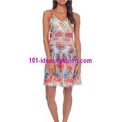 dress tunic lace summer ethnic 101 idées 386VRA clothes for women