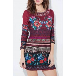 buy now tunic ethnic floral winter 101 idées 2135Z clothes for women