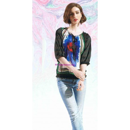 tshirt top summer brand Dy design 1703az SALES online