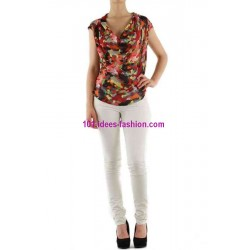 t shirt magliette top estive marca Frime 823