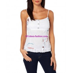 camiseta top verano marca Dy design 1125br