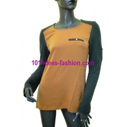 tshirt top summer brand Sophyline 9086or spanish style