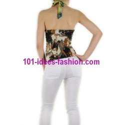 tshirt top summer brand 101 idees 8875 spanish style