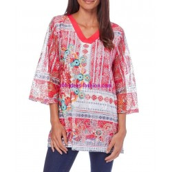 shop tshirt top 101 idees 327RE ethnic wear
