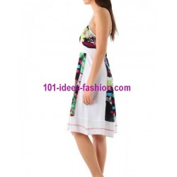 tunic dress summer brand Dy Design 2036BR french fashion