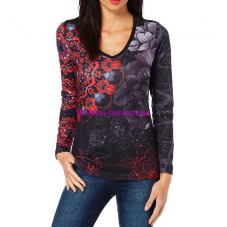 top tshirt hiver 101 idées 279IN mode Tendance
