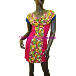 tunika kleid sommer marken alexo 102028R paris mode
