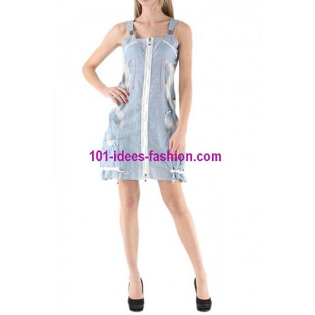 tunic dress summer brand c fait pour vous 851AZ very cheap