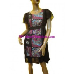 tunic dress summer brand v fashion 510C