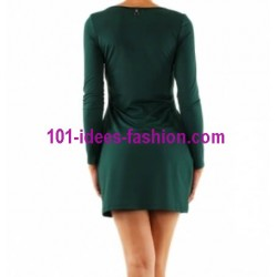 dresses tunics winter brand 101 idees 8995VRD shop europe