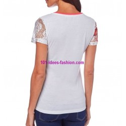 t shirt magliette top estive marca 101 idees 296brvra vendita online
