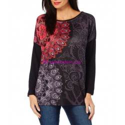 t-shirts tops blouses winter brand 101 idees 276 IN