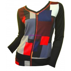 tops blusas camisetas invierno marca 101 idees 515