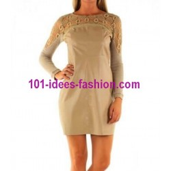 shop dresses tunics winter brand 101 idees 273CAS outlet