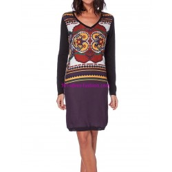 dresses tunics winter brand 101 idees 8458 boutique clothing