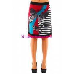 gonna leggings shorts 101 idées 556 eleganti economici desigual