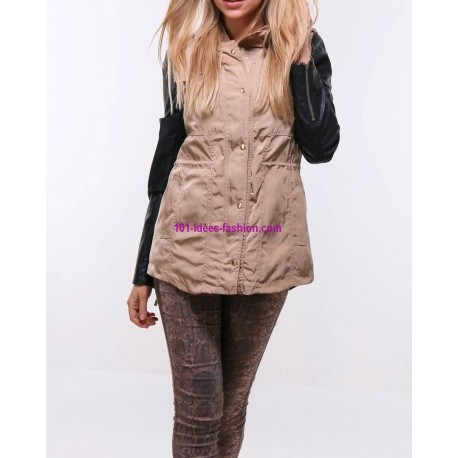 boho chic jackets coats winter brand osley 1161CA clothes for women