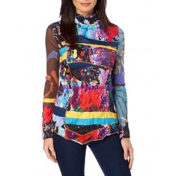 t-shirts tops chemises hiver marque Dy Design 125 in ethnique chic